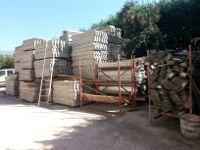 Ponteggio edile usato