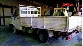 Stock di veicoli industriali