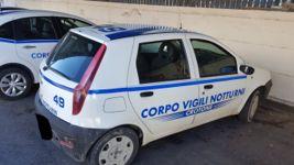 Autovettura Fiat modello Punto 5 porte benzina