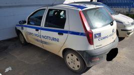Autovettura Fiat modello Punto 5 porte gasolio