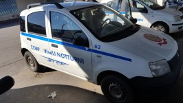Autocarro Fiat modello Panda VAN gasolio
