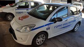 Autovettura Citroen modello C3 benzina