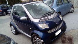 Autovettura Smart