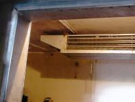 Cella Frigorifera a pannelli completa di porta e di impianto refrigeratorio