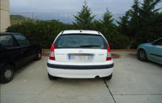 Autovettura Citroen C3 anno 2007