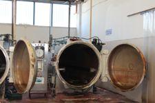 Sterilizzatori in acciaio a vapore marca CASAF