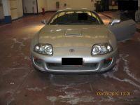 Autovettura, marca Toyota, modello Supra, anno 1996