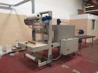 Impianto automatico per termo formatrice marca Gramegna ristrutturato AGROMEC