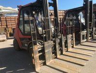 Stock automezzi per il trasporto e macchine operatrici