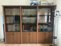 Stock macchine e mobili per ufficio e arredi per foresteria