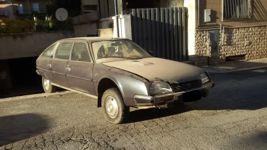 Autovettura, marca Citroen, CX 2500 D, limousine, targata, data ...