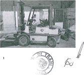 Stock macchinari ed attrezzature edili