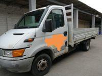 Stock beni mobili registrati e beni mobili FIAT SCUDO, IVECO 35C13A, Carrello ...