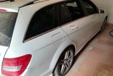 Autovettura marca Mercedes-Benz station wagon modello C220