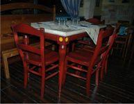 Tavoli in legno rettangolari
