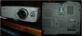 Videoproiettore Sharp mod. PG-B10S