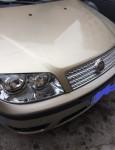 Autovettura Fiat Punto immatricolata 2010 alimentazione benzina metano,