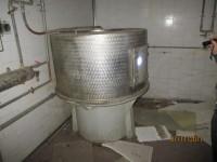 Stock porte celle frigorifere e materiali metallici