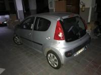 Autovettura Peugeut 107