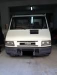 Autocarro, marca Iveco modello Daily, Km 142351.