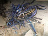 Stock costituito da N. 5 Kg circa di rame (scarti di lavorazione).