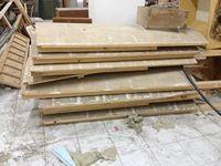 Stock costituito da N.10 casseformi in legno di varie dimensioni.