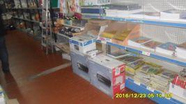 Stock prodotti di cancelleria