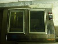 Espositore refrigerato 2 ante a vetro