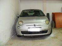 Fiat  500 benzina anno 2008 colore grigio 3 porte