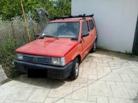 Fiat Panda Van del 2002