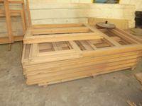 Stock di serramenti porte interne e portoncino