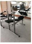 Stock di attrezzi ed attrezzature per centro estetico/riabilitazione