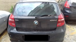 Autovettura, marca BMW, modello AG 187 UB51 AA 120D