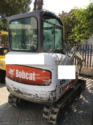 Asta telematica miniescavatore bobact in vendita doauction for Mobilia o mobilio