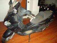 Motociclo, marca piaggio, modello X 9, cilindrata 244 cc