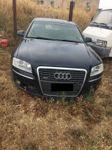 Audi A8 immatricolata il 22.03.2006, 2.967 cc., 171 KW, carrozzeria berlina, ...