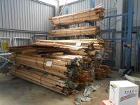 Profili in legno per infissi