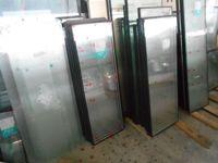 Rottami in vetro, alluminio e pvc