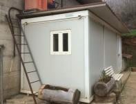 Stock di Strumenti e Attrezzature da Lavoro + Container ad uso Ufficio 5.00x2.00 ...