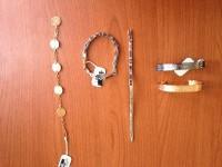 N.16 bracciali rigidi e semirigidi marca Kriss