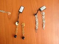N.6 bracciali + 12 collane + 7 orecchini + 1 anello marca Akyra