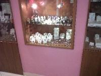 Stock costituito da N.34 vetrine