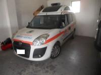 Fiat Doblò (soccorso medico avanzato)