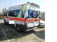 Ambulanza Fiat Ducato