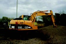 Escavatore cingolato CATERPILLAR CAT312 CL