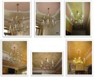 6 Lampadari