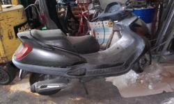Motociclo Honda Motor Foresight 250