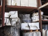 Stock di materiale idrosanitario