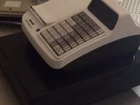 Registratore di cassa Olivetti Nettuna 250