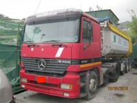 Trattore stradale Mercedes Actros